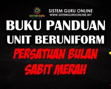 Buku Panduan Unit Beruniform Persatuan Bulan Sabit Merah (PBSM)