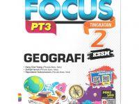 Download Dskp Geografi Tingkatan 1 Menarik Am Buku Rujukan 2018 Focus Pt3 Kssm Geografi Tingkatan 2 Pelangi