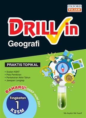 Download Dskp Geografi Tingkatan 1 Penting Drill In Geografi Tingkatan 1 Oxford Fajar Resources for Schools Of Dapatkan Dskp Geografi Tingkatan 1 Yang Power Khas Untuk Para Guru Muat Turun