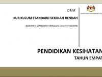Download Dskp Pendidikan islam Tahun 4 Meletup Dskp Pendidikan Kesihatan Tahun 4