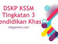 Download Dskp Pendidikan Muzik Tingkatan 1 Penting Dskp Kssm Tingkatan 3 Pendidikan Khas Kegunaan 2019 Cikgu Press