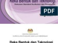 Download Dskp Reka Bentuk Dan Teknologi Tingkatan 1 Menarik Dskp Kssm Reka Bentuk Teknologi Tingkatan 1 Pdf