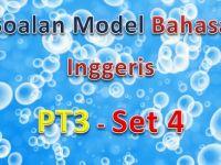 Latihan Bahasa Inggeris Pt3 Penting soalan Model Bahasa Inggeris Pt3 Set 4 Gurubesar My