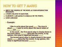 Latihan Bahasa Inggeris Pt3 Terbaik Teknik Menjawab soalan Novel Bahasa Inggeris English Novel Answer