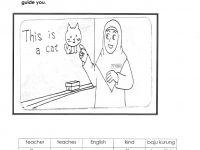 Latihan Bahasa Inggeris Tingkatan 2 Terbaik soalan English Bi Bahasa Inggeris Tahun 2 Paper 2 Adib Pinterest
