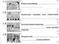 Latihan Bahasa Melayu Tahun 3 Bernilai Lembaran Kerja Bahasa Melayu Tahun 2 Adib Pinterest Education