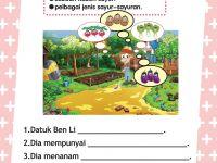 Latihan Bahasa Melayu Tahun 3 Power Bahasa Malaysia Tahun 1 Aktiviti Membaca Dan Menulis