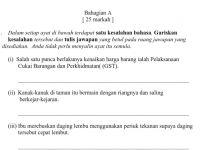 Latihan Bahasa Melayu Tingkatan 1 Baik Latihan Bahasa Melayu Tingkatan 1 Ourclipart
