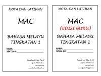 Latihan Bahasa Melayu Tingkatan 1 Bernilai Nota Dan Latihan Bahasa Melayu Tingkatan 1 Bulan Mac Shopee Malaysia