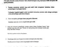 Latihan Bahasa Melayu Tingkatan 1 Terbaik Bahasa Melayu Tingkatan 2