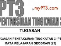 Latihan Geografi Pt3 Bermanfaat Tajuk Kerja Kursus Geografi Pt3 2018 Kajian Guan Tanah