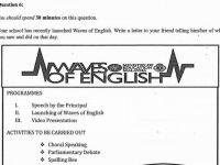 Latihan Matematik Pt3 Bermanfaat Trial Paper English Pt3 soalan Bahasa Inggeris