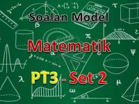 Latihan Matematik Pt3 Terbaik soalan Model Matematik Pt3 Set 2 Gurubesar My