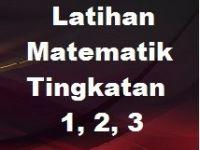 Latihan Matematik Tingkatan 2 Berguna Latihan soalan Matematik Tingkatan 2 Jawapan K Bumi Gemilang