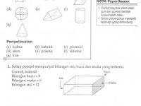 Latihan Matematik Tingkatan 2 Bermanfaat Bab 12 solid Geometri Matematik Inspirasiku