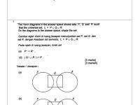Latihan Matematik Tingkatan 2 Power Matematik Tingkatan 4 Latihan Bab 1 6