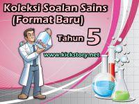 Latihan Sains Tahun 5 Berguna Koleksi soalan Sains Tahun 5 format Baru Kickstory Net