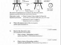 Latihan Sains Tahun 5 Power Latihan Sains Upsr