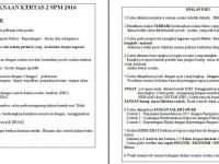 Latihan Sejarah Spm Terbaik Salam Sejarah Tips Peperiksaan Kertas 2 Spm 2016 Cikgu Mahen Mtd