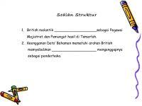 Latihan Sejarah Tingkatan 2 Berguna Sejarah Tingkatan 2 Bab7 Dato Bahaman