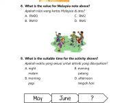 Nota Bahasa Inggeris Tahun 3 Yang Sangat Hebat Math Y1 Dlp Paper 1