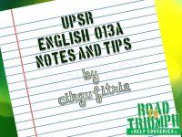 Nota Bahasa Inggeris Tahun 6 Yang Sangat Power Teknik Menjawab Kertas Bahasa Inggeris Pemahaman 013a format