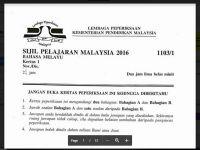 Nota Bahasa Melayu Spm Yang Bermanfaat Bahasa Melayu Spm