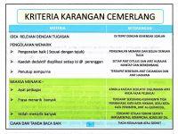 Nota Bahasa Melayu Spm Yang Bernilai Laman Bahasa Melayu Spm Panduan Dan Kriteria Karangan Cemerlang 2018
