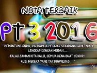 Nota Bahasa Melayu Spm Yang Bernilai Pt3 2016 Nota Padat Pt3 Bahasa Melayu Tingkatan 1 Hingga Tingkatan 3