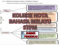 Nota Bahasa Melayu Spm Yang Sangat Meletup Nota Bahasa Melayu Stpm Sem 2 Sumber Pendidikan