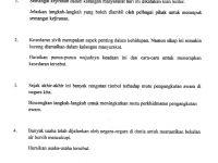 Nota Bahasa Melayu Spm Yang Sangat Penting soalan Percubaan Bahasa Melayu Spm 2016 Kedah 1