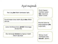 Nota Bahasa Melayu Tingkatan 2 Yang Bernilai Bahan Papan Kenyataan