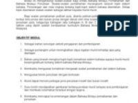 Nota Bahasa Melayu Tingkatan 2 Yang Sangat Terbaik Nota Contoh Karangan