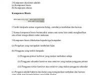 Nota Biologi Tingkatan 4 Yang Terhebat 137478520 topik 8 Ekosistem Dinamik