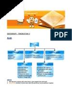 documents similar to nota geografi tingkatan 3