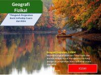 Nota Geografi Tingkatan 2 Yang Power Kssm Geo Ting 2 Pengaruh Pergerakan Bumi Terhadap Cuaca Dan Iklim