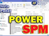 Nota Kimia Spm Yang Terhebat Nota Padat Power Spm Subjek Kimia