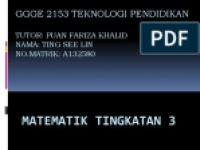 Nota Kimia Tingkatan 4 Yang Terhebat 58804341 Nota Sains Tingkatan 5 Doc