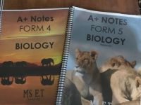 Nota Kimia Tingkatan 5 Yang Hebat Biology form 4 5 Buku Di Carousell