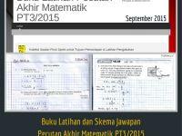 Nota Matematik Pt3 Yang Sangat Power Puan Matematik Buku Latihan Pecutan Akhir Matematik Pt3 2015