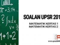 Nota Matematik Tahun 2 Mind-blowing soalan Upsr 2017 Matematik Kertas 1 Dan 2 Pendidik2u