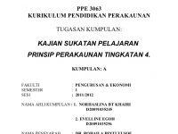 Rpt Prinsip Perakaunan Tingkatan 4 Baik Kajian Sukatan Pelajaran Prinsip Perakaunan Tingkatan 4