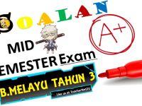 Soalan Pentaksiran Awal Tahun Bahasa Melayu Tahun 3 Bermanfaat Bm Tahun 3 Ujian Pertengahan Tahun 2017 format Kssr Teachernet2u