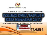 Soalan Pentaksiran Awal Tahun Bahasa Melayu Tahun 3 Bermanfaat Koleksi Dskp Tahun 3 Kssr Semakan 2017 Sumber Pendidikan