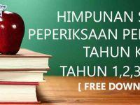 Soalan Pentaksiran Pertengahan Tahun Bahasa Melayu Tahun 2 Bernilai Himpunan soalan Pelbagai Subjek Peperiksaan Tengah Tahun Bagi Tahun