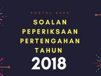 Soalan Pentaksiran Pertengahan Tahun Bahasa Melayu Tahun 2 Meletup soalan Peperiksaan Pertengahan Tahun 2018
