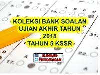 Soalan Peperiksaan Akhir Tahun Bahasa Melayu Tahun 5 Hebat Koleksi Bank soalan Peperiksaan Akhir Tahun 5 2018 Sumber Pendidikan