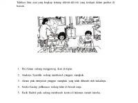 Soalan Peperiksaan Akhir Tahun Bahasa Melayu Tahun 5 Menarik Rangka Jawapan Kertas soalan Bahasa Melayu Penulisan Tahun 5 Kssr