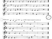 Soalan Peperiksaan Akhir Tahun Dunia Muzik Tahun 5 Penting soalan Muzik Tahun 4