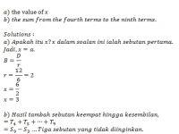 Soalan Peperiksaan Akhir Tahun Matematik Tambahan Tingkatan 4 Terbaik Add Math Dan anda January 2013